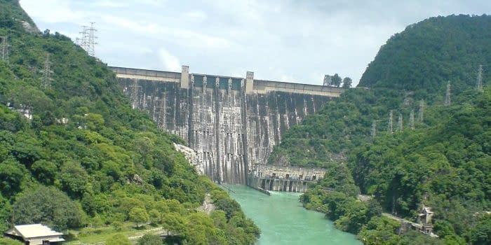 Bhakra-Nangal-Dam – Himachal-Pradesh