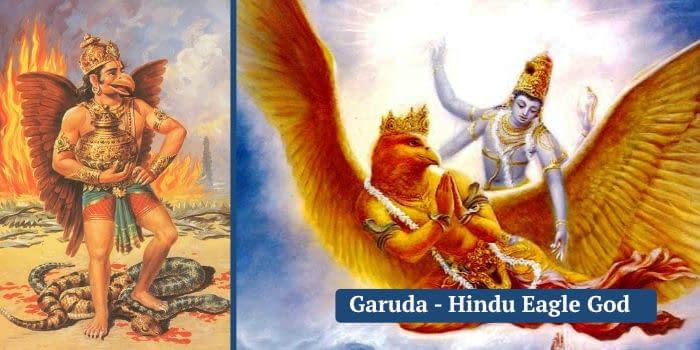 Garuda - Hindu Eagle God