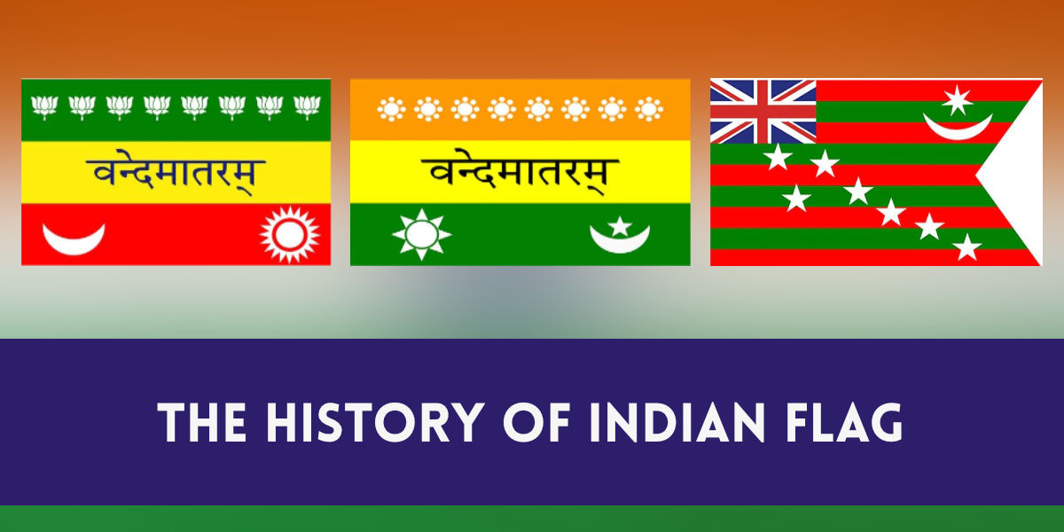 Complete History Of The Indian Flag – From 1906 To 1947