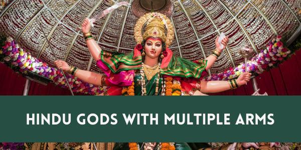 Mythologists Explain – Why Hindu Gods Have Many head & Arms