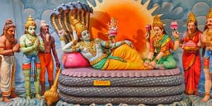 Complete Satyanarayan Aarti Lyrics In English With Meaning