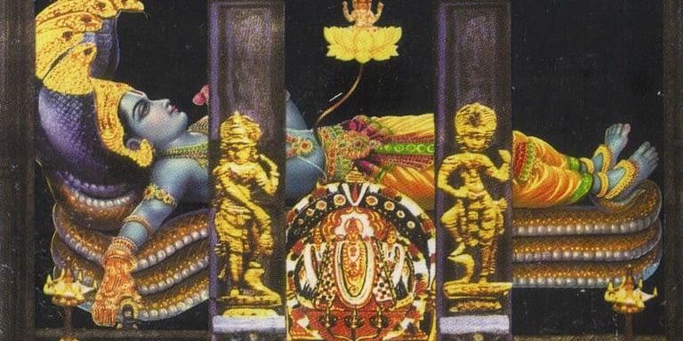 Complete Shri Hari Stotram Lyrics In English With Meaning