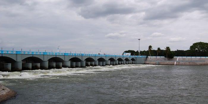 Kallanai Dam – Tamil Nadu
