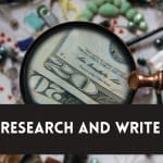 How To Research And Write Blog Article