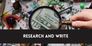 How To Research And Write Blog Article?