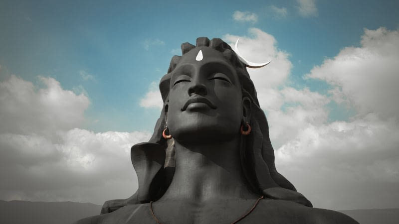 Lord Shiva - Two Wives