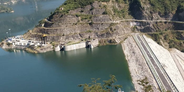Tehri-Dam – Uttarakhand