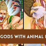 Hindu Gods With Animal Heads
