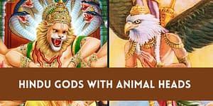 Top 7 Hindu Gods With Animal Heads