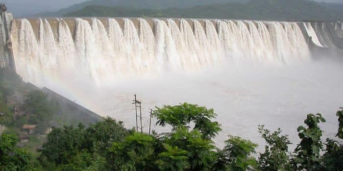 Sardar-Sarovar-Dam