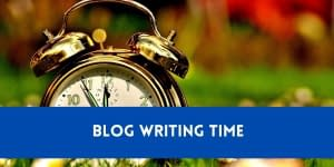 How Long Should You Spend Writing Each Blog Post?