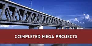11 Mega Projects In India That Are Now Successfully Completed