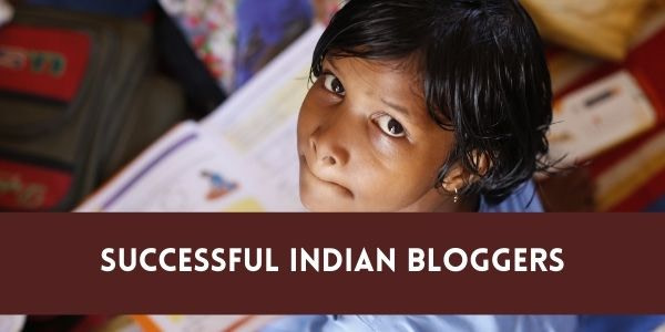 Why Don't We See Many Successful Indian Bloggers?