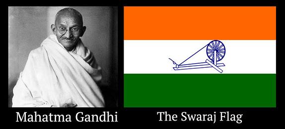 The Swaraj Flag In 1931